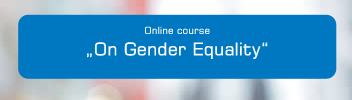 Online course – On Gender Equality